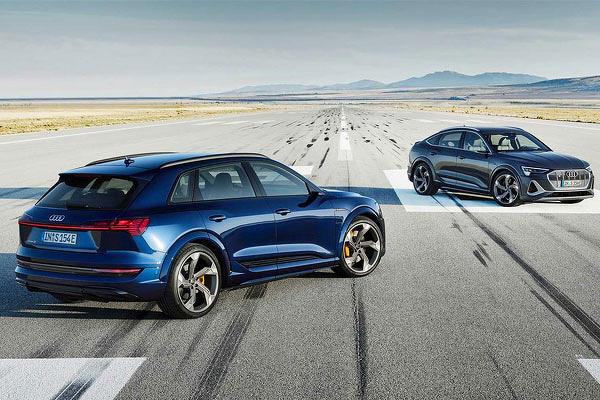 三馬達首發、S 級性能強化!奧迪 e-tron S、e-tron S Sportback 正式亮相