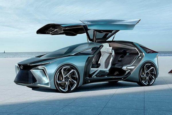 Lexus 全新電動車現蹤!RZ450e 新車名註冊,可能是跨界電動轎跑