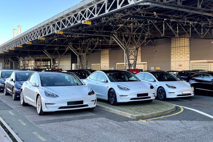 燃油車退下:Tesla Model 3 奪六月全歐汽車銷售榜亞軍,差一點就幹掉福斯 Golf 國民車