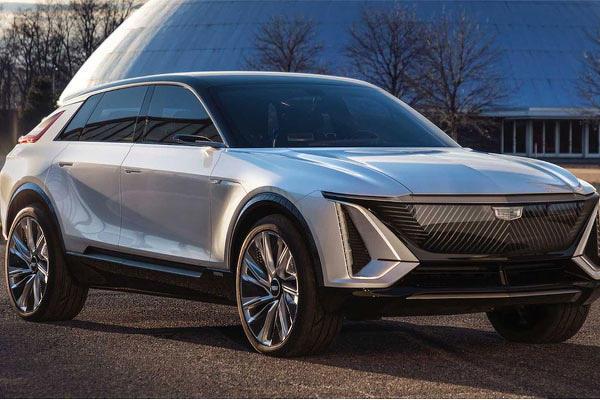 凱迪拉克 Lyriq 美系豪華電動 SUV 入門價不到台幣 180 萬元
