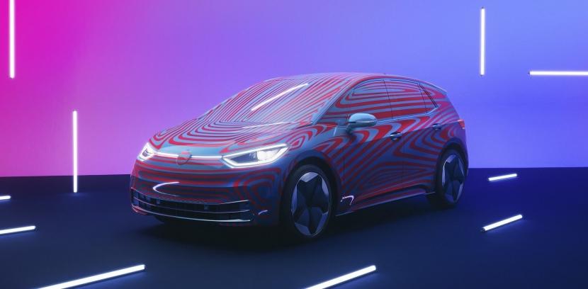福斯國民電動車 ID.3 預計 11 月開始量產,2020 年夏季全球上市 - 1