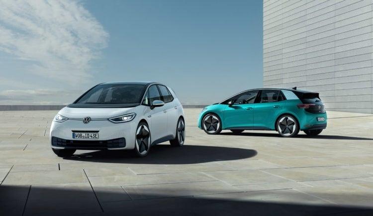 福斯最平價 ID.3 國民電動車於法蘭克福車展正式發表!明年第三季開始交車 - 2