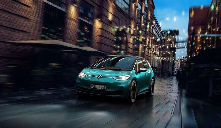 福斯最平價 ID.3 國民電動車於法蘭克福車展正式發表!明年第三季開始交車 - 1
