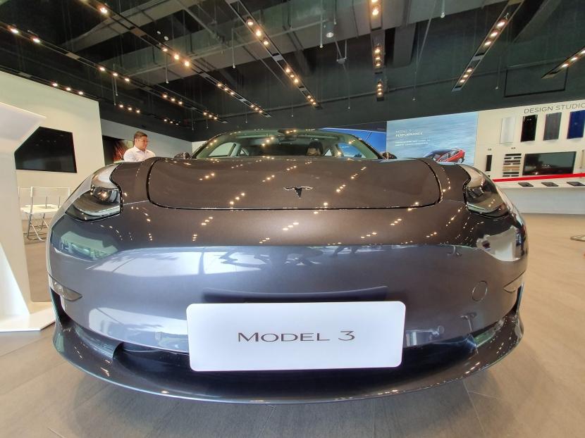 Tesla Model 3 標準加強版 (SR+) 試駕與一些新手車主必知資訊