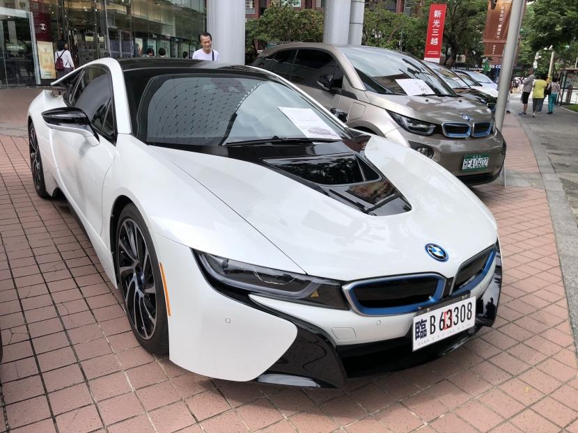 NDEW活動的賞車心得,原來電動車的選擇比想像中還多-2