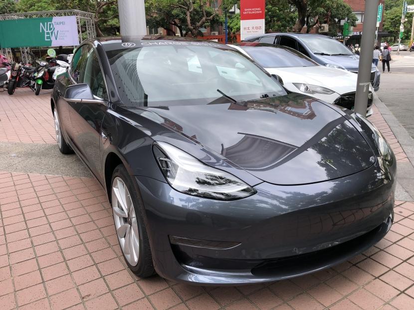 NDEW活動的賞車心得,原來電動車的選擇比想像中還多-6