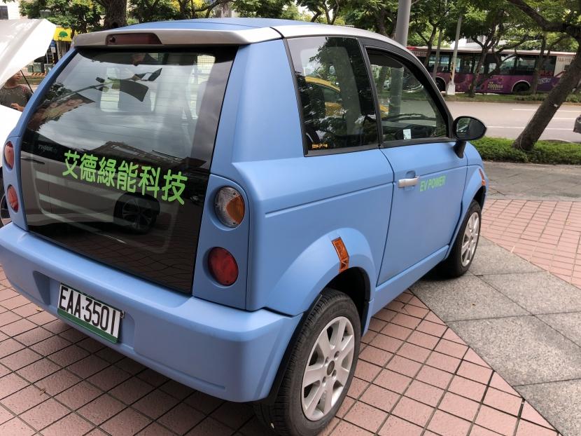 NDEW活動的賞車心得,原來電動車的選擇比想像中還多-4