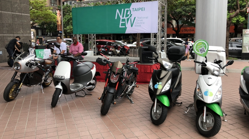 NDEW活動的賞車心得,原來電動車的選擇比想像中還多-9
