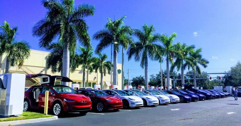 Model 3 全球熱銷助攻!特斯拉第三季 97,000 部新車交付創紀錄 - 1