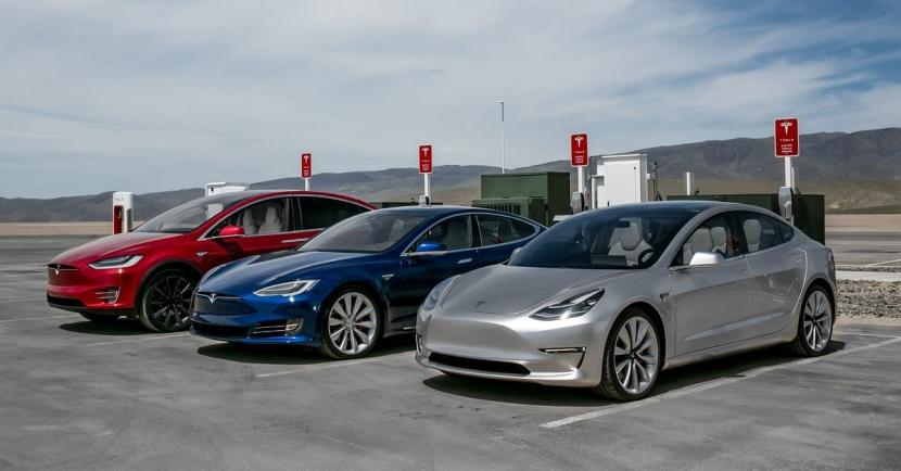 前五名全是它!特斯拉屠榜市售電動車加速排名 TOP10