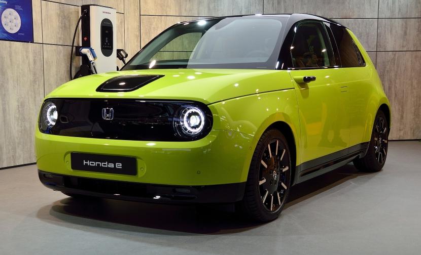 在發表了受人喜愛的-Honda-e-之後,本田立刻潑了電動車冷水-1