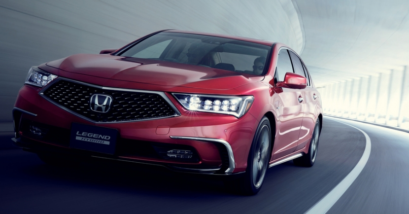 HONDA-最快明年夏天推出-L3-等級的自動駕駛汽車-1