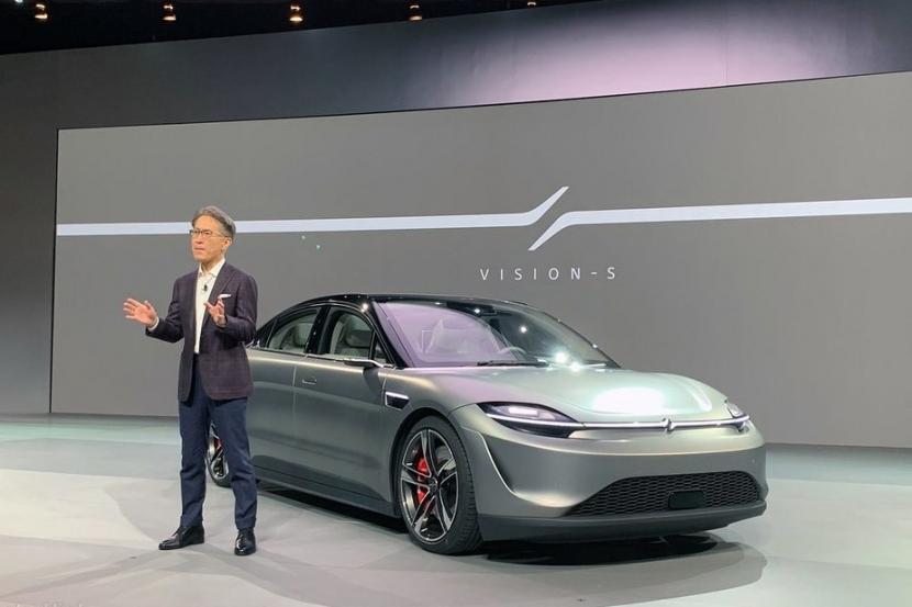 Sony-也出電動車!全新-Vision-S-概念車在-2020-CES-突然現身-1