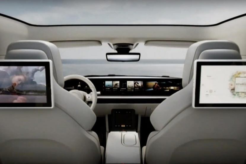Sony-也出電動車!全新-Vision-S-概念車在-2020-CES-突然現身-2