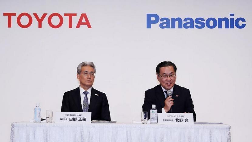 豐田和松下正式合作,成立電池公司-Prime-Planet-Energy-and-Solutions-1