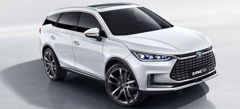 比亞迪揮軍歐洲家用電動車市場!「唐」EV600-SUV-打頭陣-1
