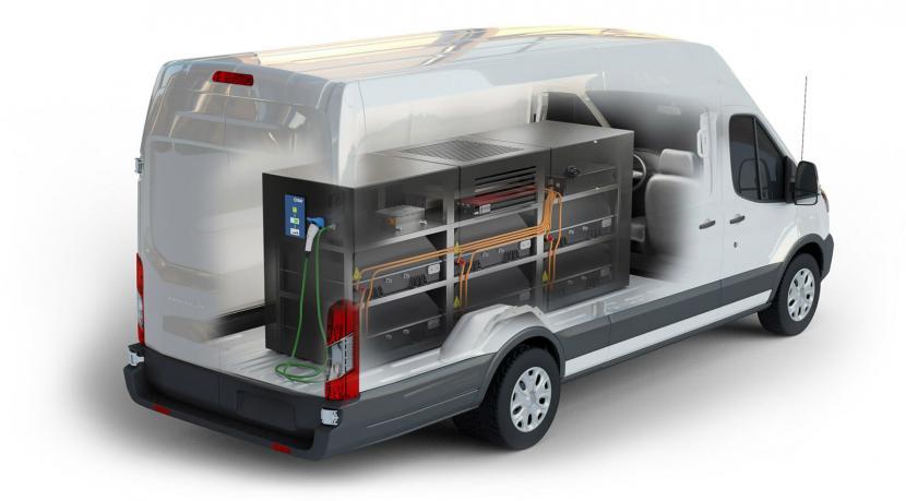 隨處都可充!貨車載著電池跑的行動式充電站是未來新商機?-1