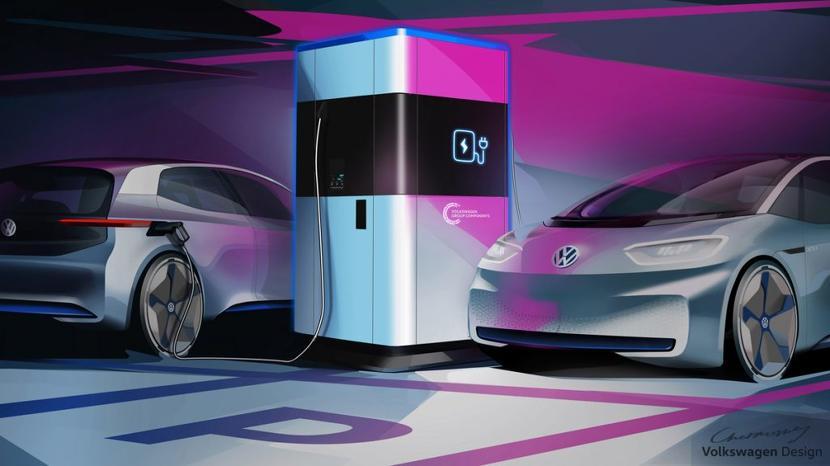 隨處都可充!貨車載著電池跑的行動式充電站是未來新商機?-2