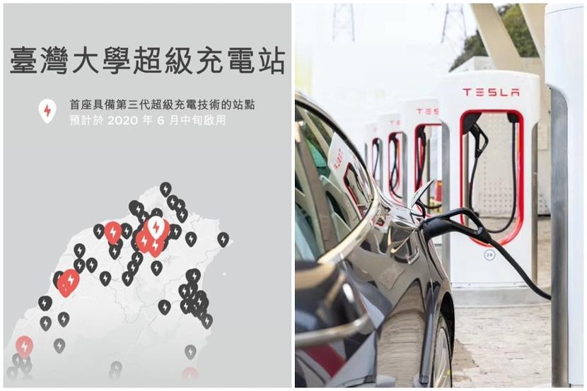 每分鐘最高-30-元!台灣特斯拉-7-月開始收取超充佔用費,超充收費下半年上路-1