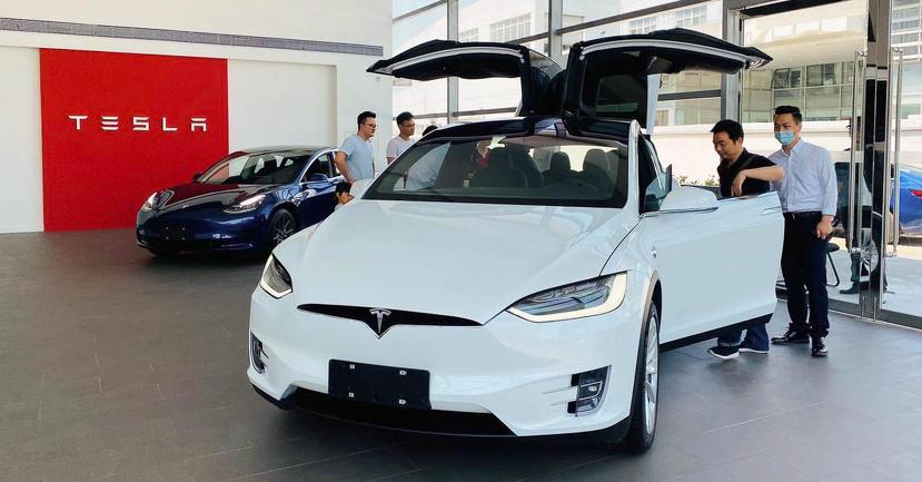 特斯拉賣車隱瞞維修被抓包!法院判定欺詐成立:全額退款再賠車主一台-Model-X-1