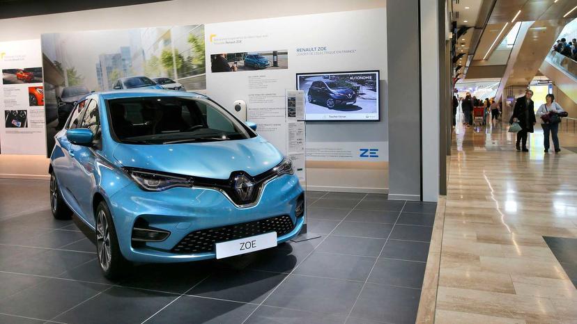 歐洲就愛這一味!雷諾電動車-Zoe-銷量創新高,六月賣破一萬台緊咬特斯拉-2