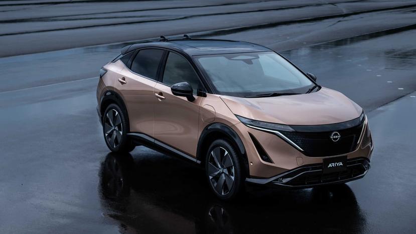 Nissan-Ariya-電動-SUV-正式發表!液冷電池導入、2021-年中上市-1