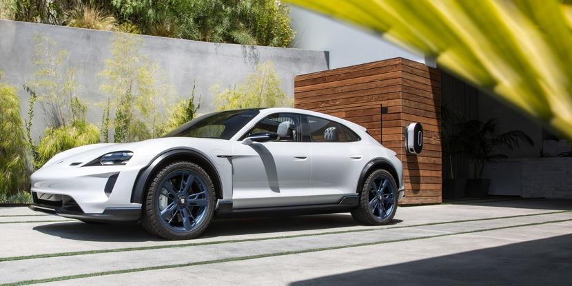 保時捷-Taycan-電動跑車-2020-上半年全球總銷量-4,480-台-1