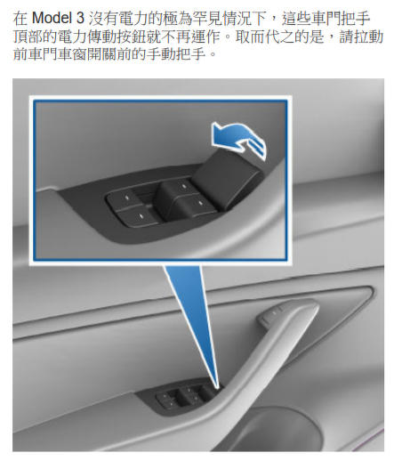 Model-3-電子門把手故障了怎麼辦?用機械開關手動開門這招學起來,保證不會被困在車子裡!-4
