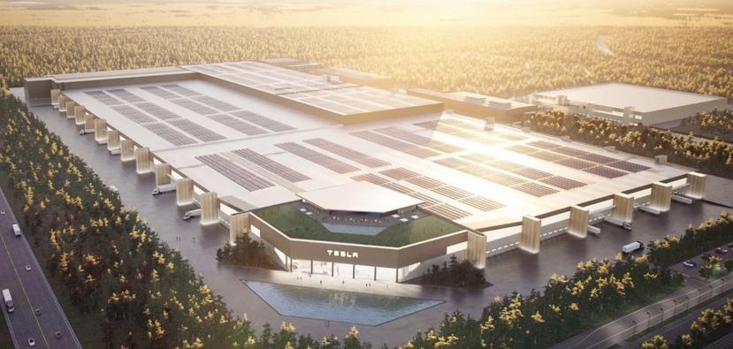 德國官員爆料:特斯拉柏林工廠將生產更強大的全新電池,高能量密度提供更長續航里程-1