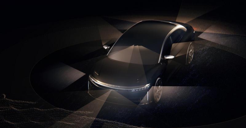 電動車新創-Lucid-Air-將標配-LiDAR-光學雷達,總計-32-顆-ADAS-感應器打造自駕輔助系統-1