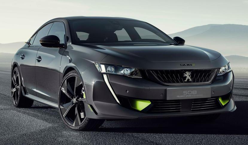 先攻混合動力再推全電動,Peugeot-GTi-性能車型將改名為-PSE-1