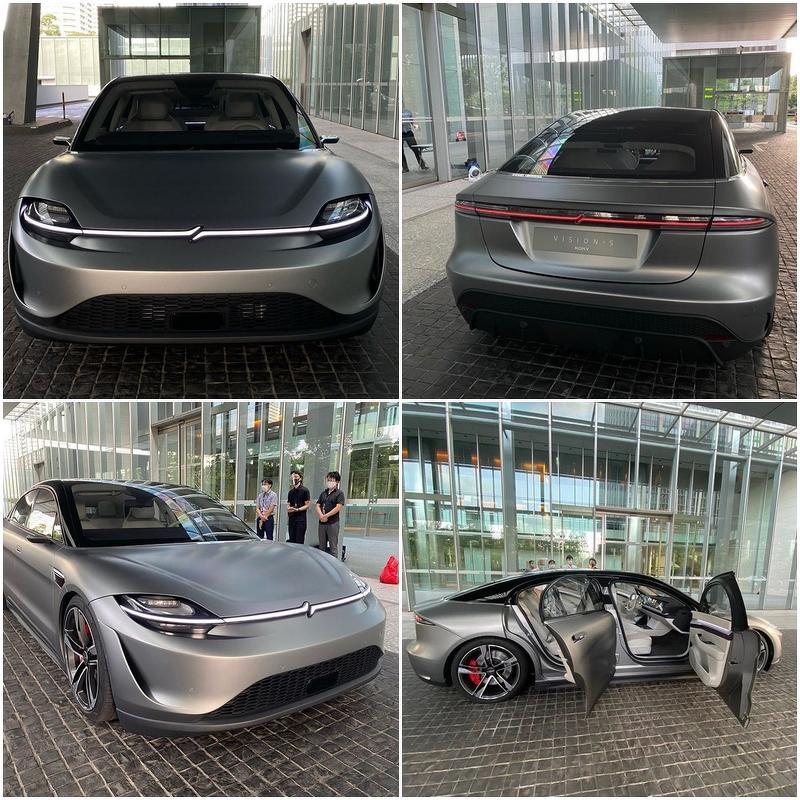 回到東京的-Sony-Vision-S-人氣電動車,最新邀請了時尚教父藤原浩上車試駕-1
