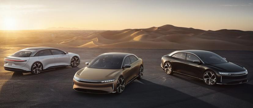 Lucid-Air-頂規豪華電動車正式發表:動力科技驚豔突破,特斯拉終於遇到可敬對手-1