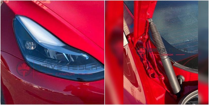 Model-3-驚傳七大更新!雙層玻璃、電動尾門、黑化窗框都入列,還可能有全新設計的方向盤和中控台?-2