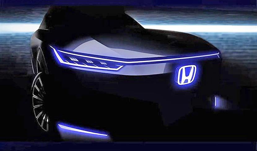 Honda-全新電動車露臉!謎樣身份,9月-26-日北京車展首發-1