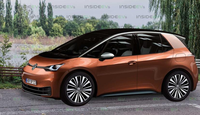 70-萬元有找的福斯電動車!ID.1-電動小車確認開發中:比-ID.3-更便宜、可能衍生更多車型-1