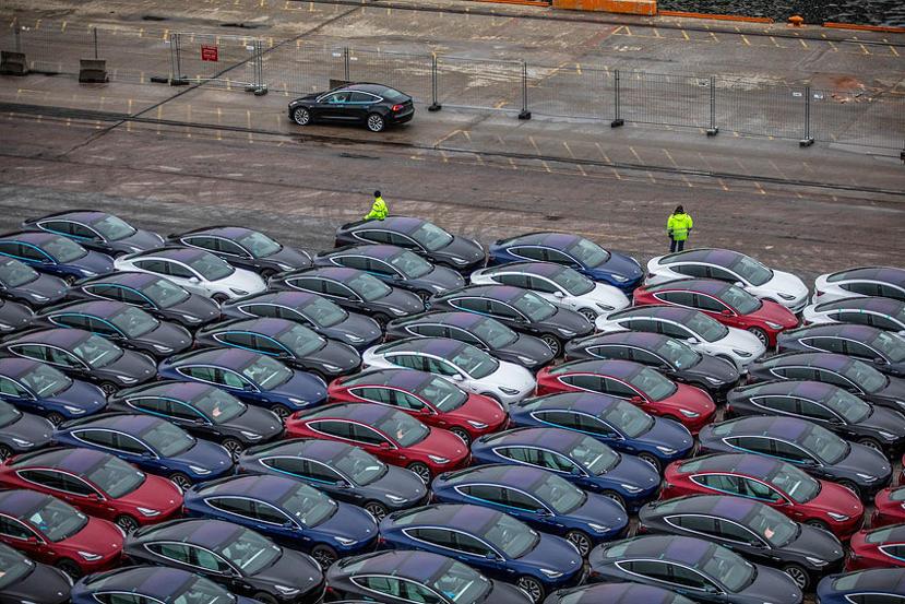 特斯拉成為美國第二季出口車輛領導品牌:每三台就有一台是-TESLA!-1