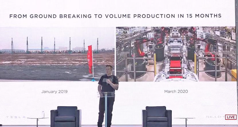特斯拉宣布中國-Model-Y-於-2021-年初開始交付,Model-3-上海年產突破-25-萬輛-4