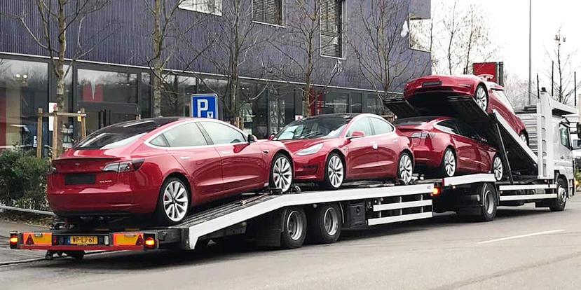 特斯拉用銷售證明在歐洲沒退燒:Model-3-八月全歐稱冠,單月銷量超前雷諾-Zoe-1