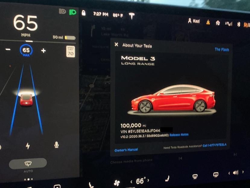 美國車主揭露Model-3-開了16萬公里後花了多少錢-1