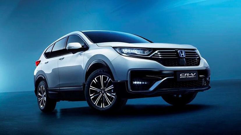科技感造型、休旅車格,Honda-SUV-e:concept-全新電動概念車亮相-5