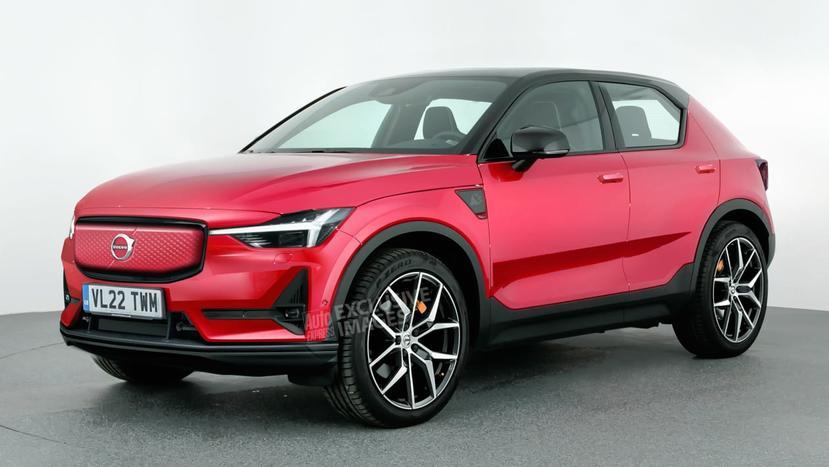 Volvo-預告推出-XC20-小型電動休旅車:SEA-平台打造、搶攻超夯小型跨界市場-1