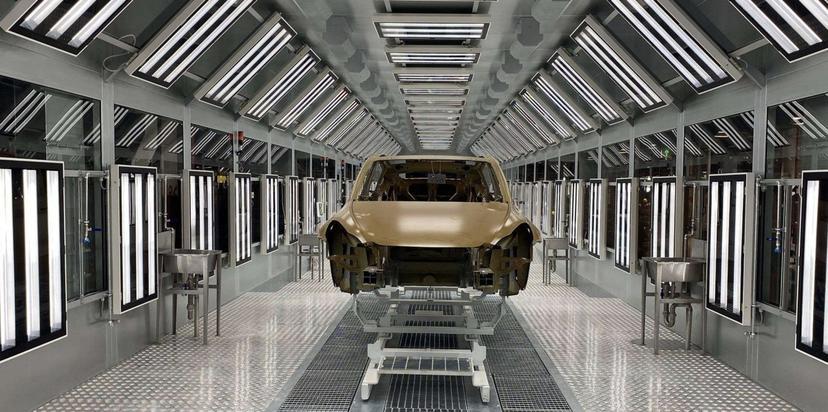 特斯拉宣布中國-Model-Y-於-2021-年初開始交付,Model-3-上海年產突破-25-萬輛-1