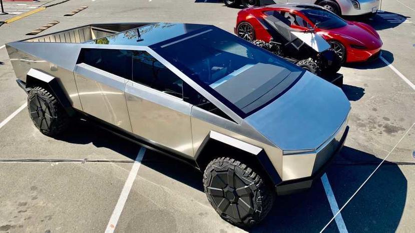 馬斯克:Cybertruck-將在-2021-年底上市交車,量產車型比當初發表會看到的更好!-1