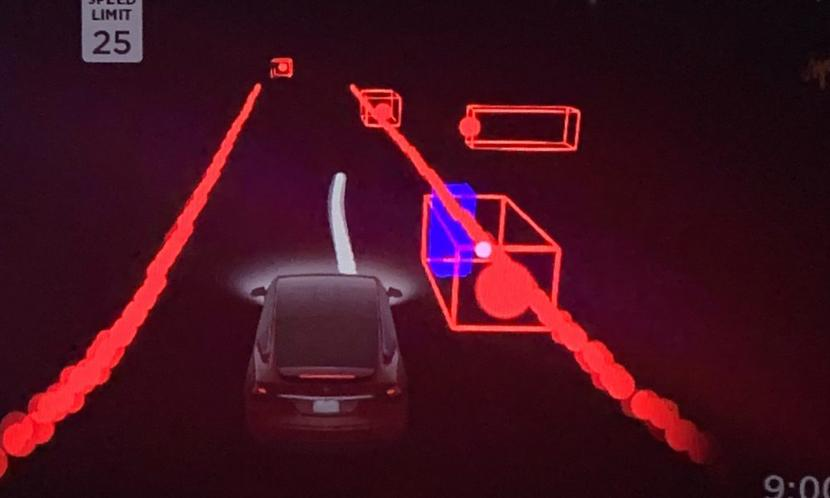 特斯拉-FSD-全自動輔助駕駛漲價延期,訂閱制月租方案明年才會推出-1