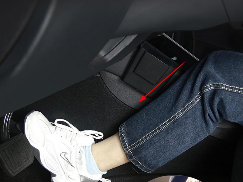Model-3-中控側邊置物盒分享:適合車內永遠都想放更多東西的你-5