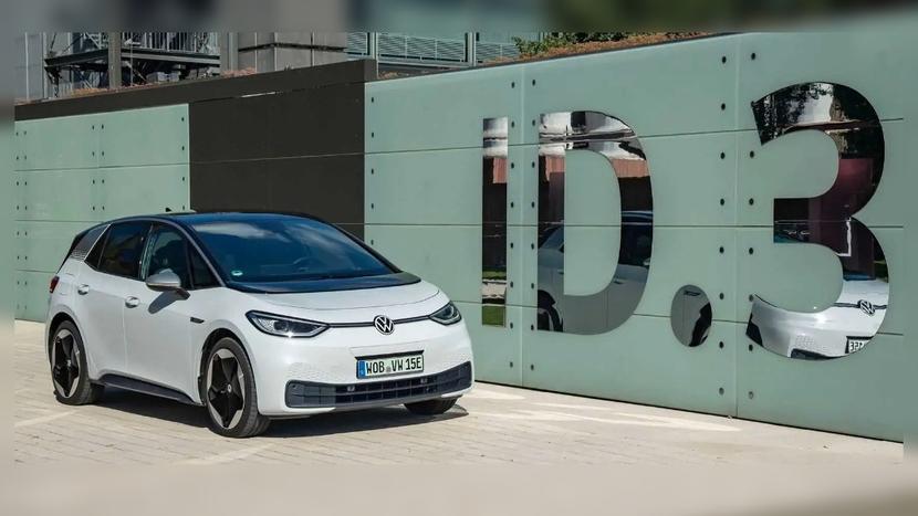 VW-ID.3-熱銷助攻!福斯擠下特斯拉、躍居歐洲十月電動車銷售冠軍-1