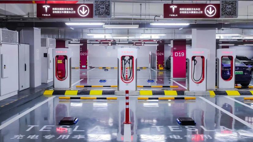 特斯拉啟用中國第-500-座超級充電站:一年內狂蓋-200-座,全球超充數僅次美國-3