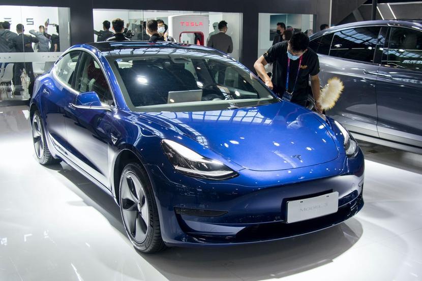 新電池上陣-賣破-2-萬台!特斯拉-Model-3-中國市場-11-月銷量創新高-1