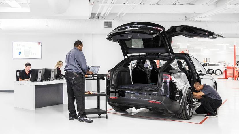 英國汽車協會警告:僅-5%-技師會修電動車,後勤能量跟不上電動車增長腳步-1